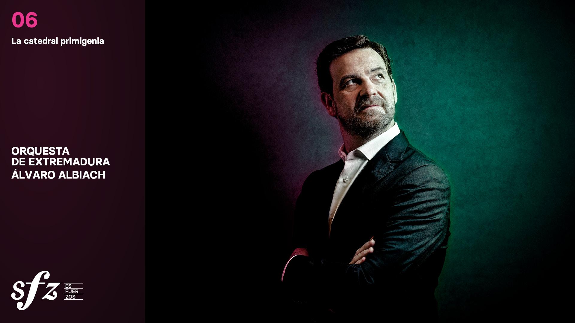 Programa 06. Daahoud Salim, Lucjan Luc y Álvaro Albiach