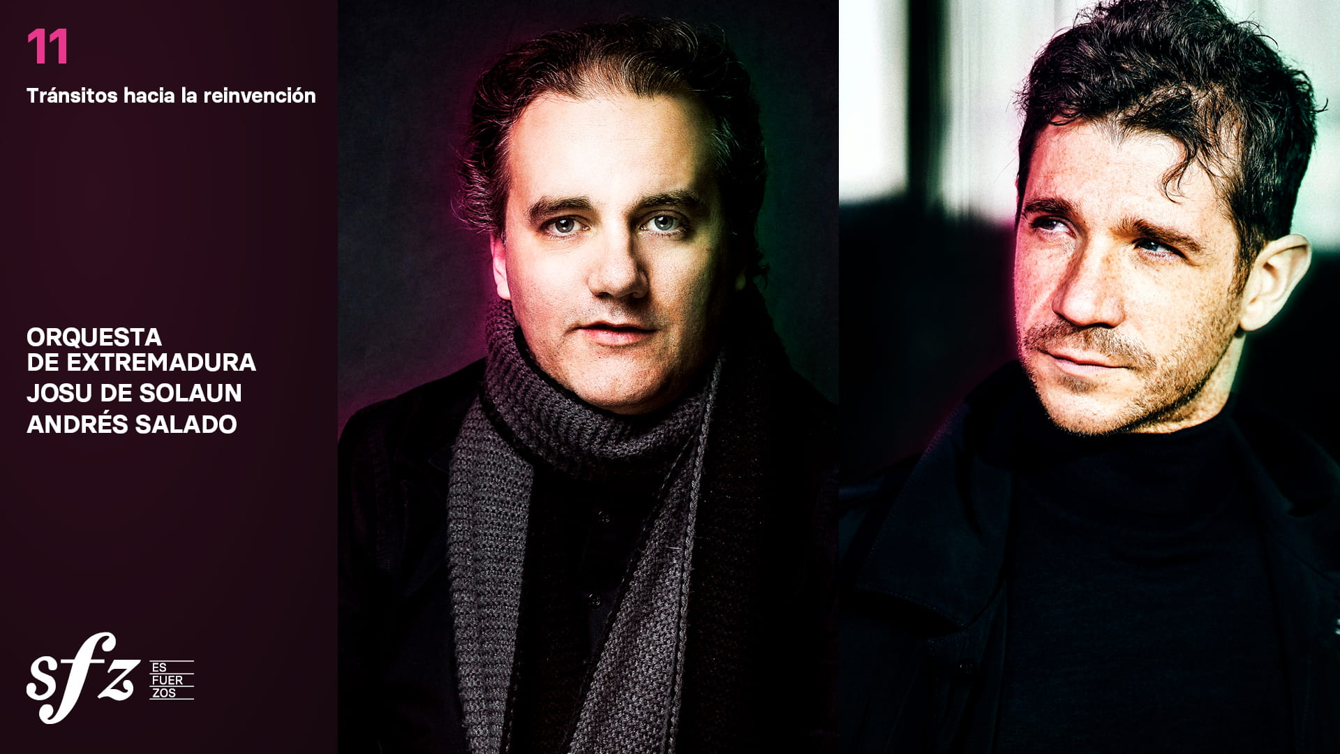 Programa 11. Josu de Solaun y Andrés Salado