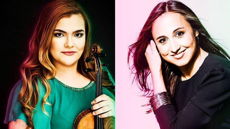Joana Carneiro y Ellinor D'Melon debutan con la OEX